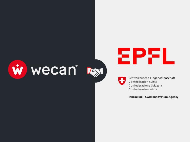 l'EPFL et Wecan Group vont développer une méthodologie blockchain